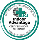 SCS Indoor Advantage Logo