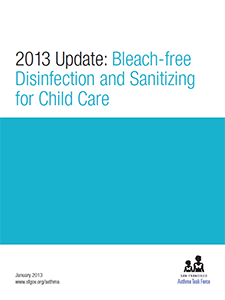 bleach-free report