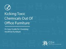 kicking toxic chemicals out of office furniture